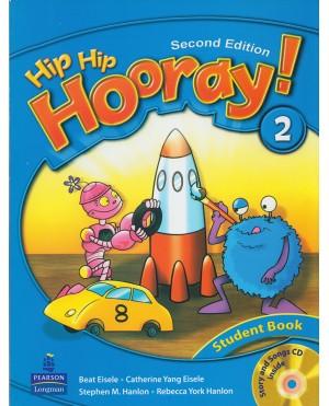 Hip Hip Hooray! 2 (Second Edition)