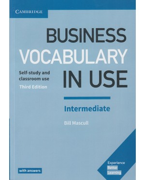 Business Vocabulary in use(Intermediate)
