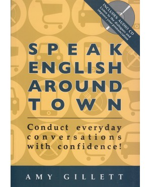 Speak English around town