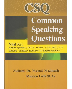 CSQ- Common Speaking Questions
