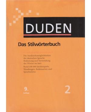 DUDEN Das Stilwörterbuch