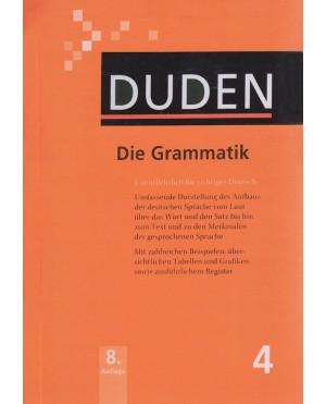 DUDEN Die Grammatik
