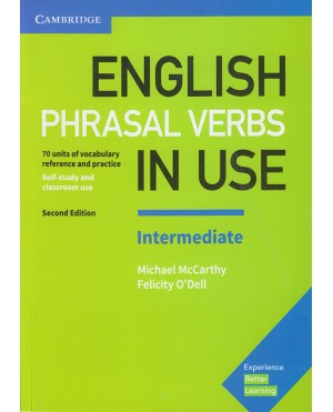 English Phrasal Verbs in Use(Intermediate)Second Edition