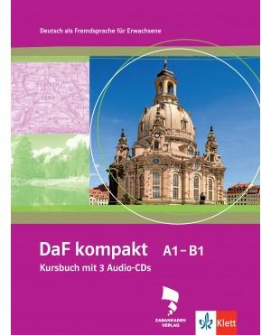 DaF kompakt A1-B1 Kursbuch...