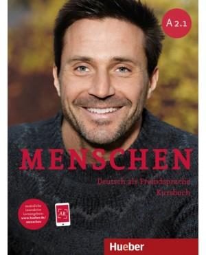 Menschen A2.1 Kursbuch und...