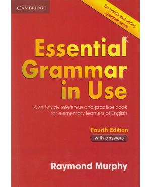 Essential Grammar in Use 4th Edition