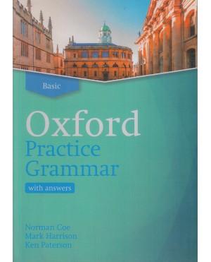 "OXFORD Prctice Grammar""Basic"""