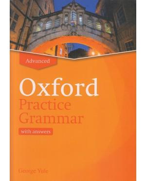 "OXFORD Prctice Grammar""Advanced"""