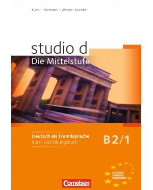 Studio d Die Mittelstufe B2/1