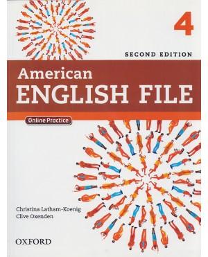American English file 4  Second Edition