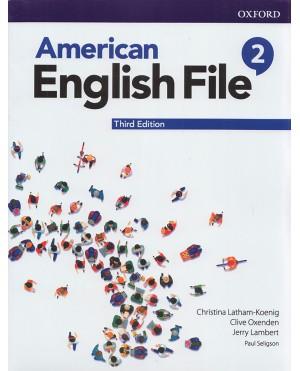 American English File 2  Third Edition