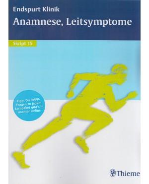Endspurt Klinik Anamnese, Leitsymptome (Skript 15)