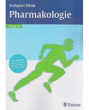 Endspurt Klinik Pharmakologie (Skript 16)