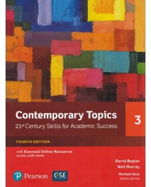 Contemporary Topics 3 (Fourth Edition)