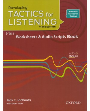 Tactics for Listening (Developing)