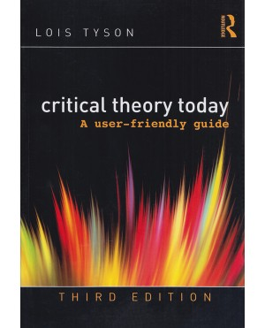‍‍Critical theory today (third Edition)