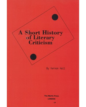 A Short History of Literary Criticism