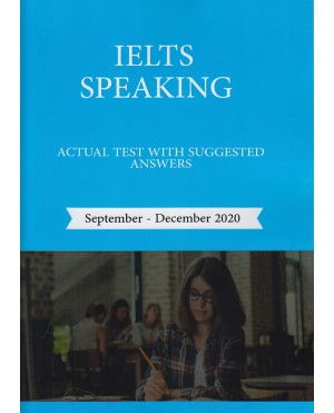 IELTS Speaking actual Test with Suggested answers