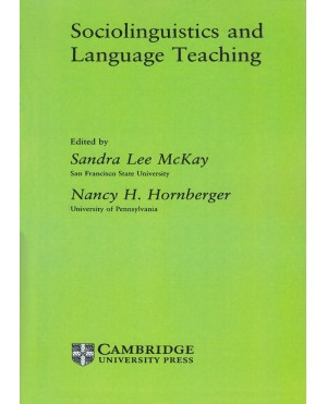 Sociolinguistics and Language Teaching