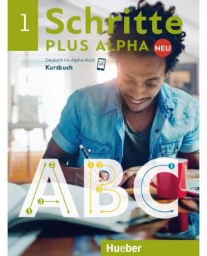 Schritte plus alpha 1 Kursbuch und Trainingsbuch
