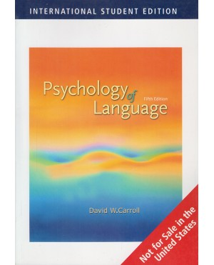 Psychology of Language (Fifth Edition)