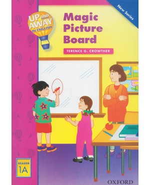 Up and away: Magic picture board 1A