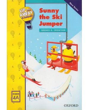 Up and away: Sunny the ski jumper 4A