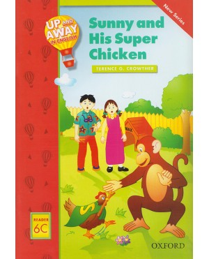 Up and away: Sunny and his super chicken 6C