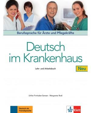 Deutsch im Krankenhaus Lehr- und Arbeitsbuch