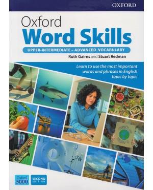 Oxford Word Skills (Upper-Intermedite - Advanced Vocabulary)