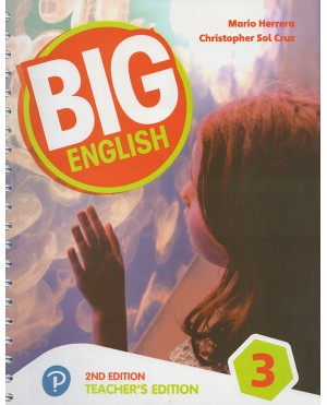 Big English 3 (Teacher's Edition)