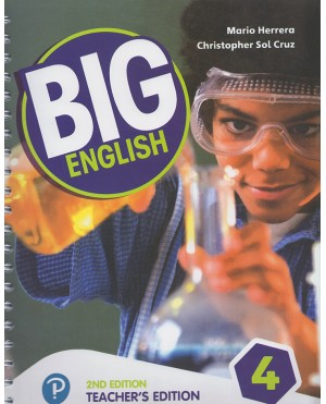 Big English 4 (Teacher's Edition)