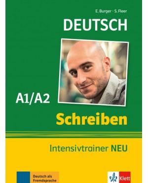 Schreiben A1-A2 Intensivtrainer NEU