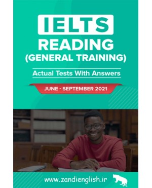 IELTS Reading (General Training) June- September 2021