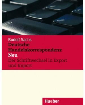 Deutsche Handelskorrespondenz – Neu Lehrbuch