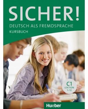 Sicher! C1 Kursbuch/ Arbeitsbuch