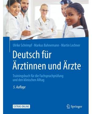 Deutsch für Ӓrztinnen und Ӓrzte