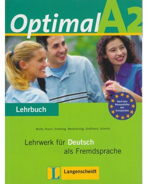Optimal A2 Lehrbuch/Arbeitsbuch