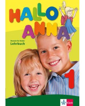 Hallo Anna 1 Lehrbuch+Arbeitsbuch