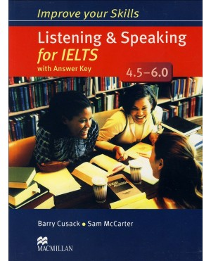 Listening & Speaking for IELTS (4.5_6.0)