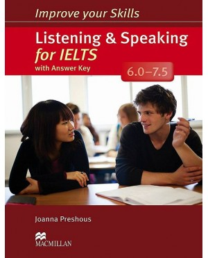 Listening & Speaking for IELTS (6.0_7.5)