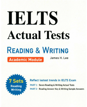 IELTS Actual Tests (Reading & Writing)