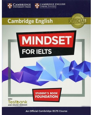 ‍ Cambridge English Mindset for IELTS