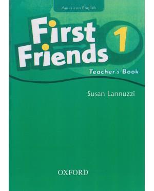 First Friends(American English) 1 Teacher's Book