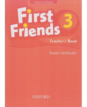 First Friends 3 (American English) Teacher's Book