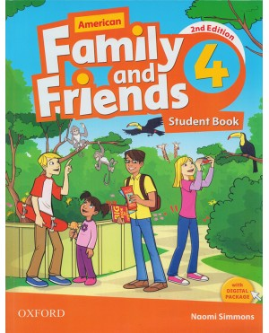 Family and Friends 4 (American English)